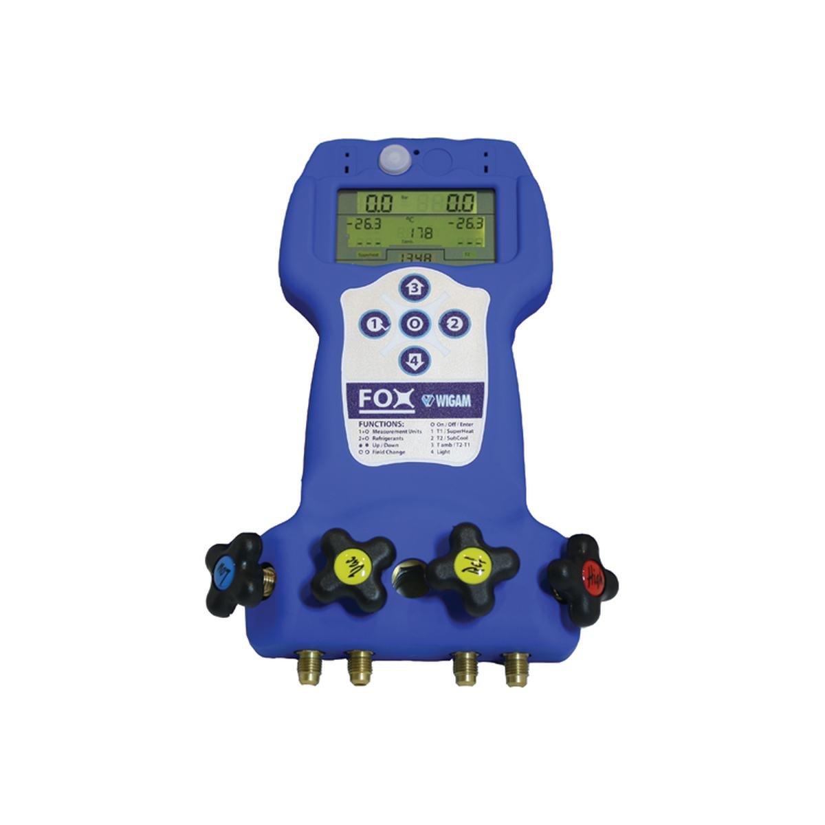 Digitalt manometersæt Fox 100