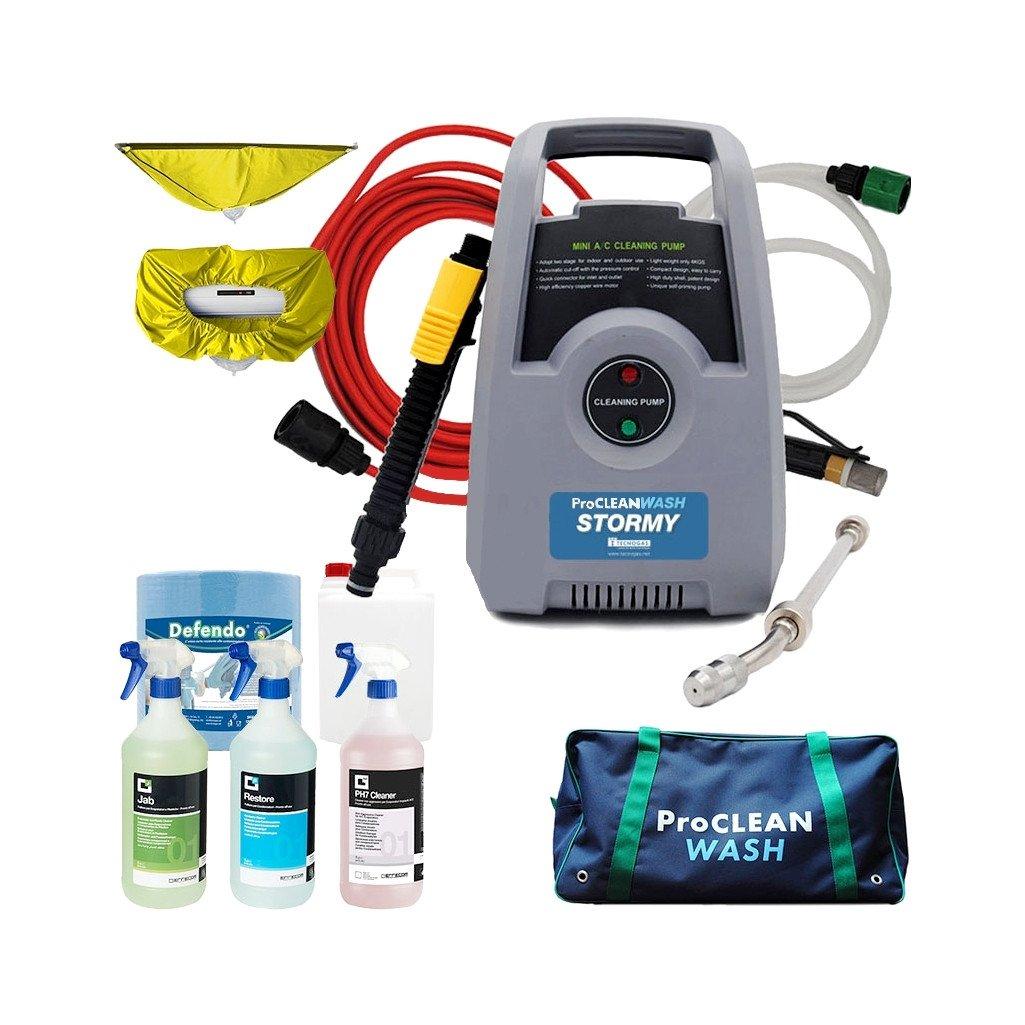 ProCLEAN WASH rengöringsutrustning komplett