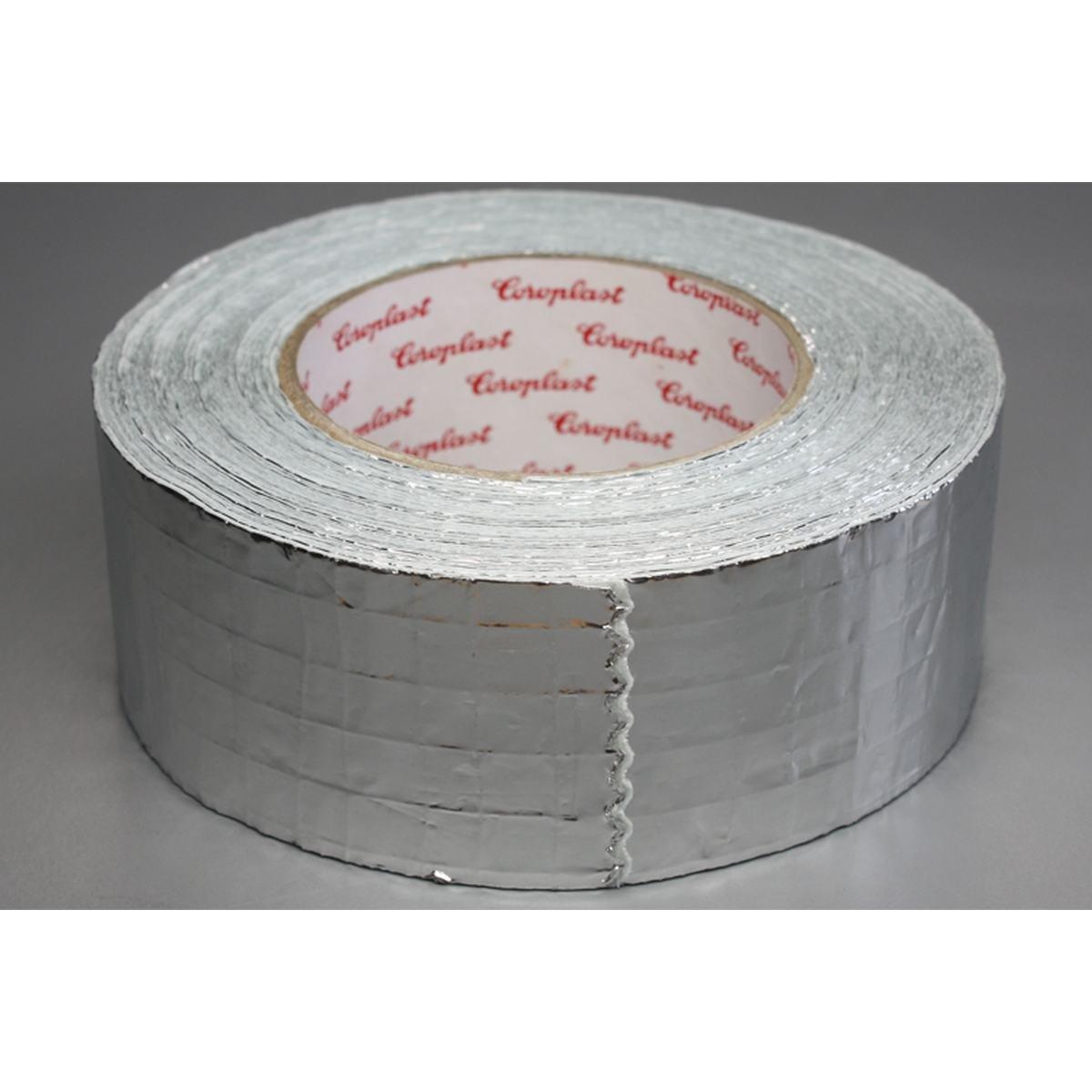 Aluminiumstape forsterket rulle á 50 meter