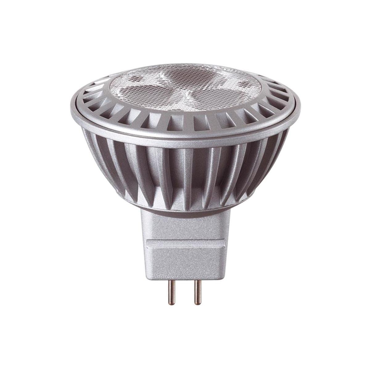 LED spot 4,4W (20W) GU5,3 ej dämpbar
