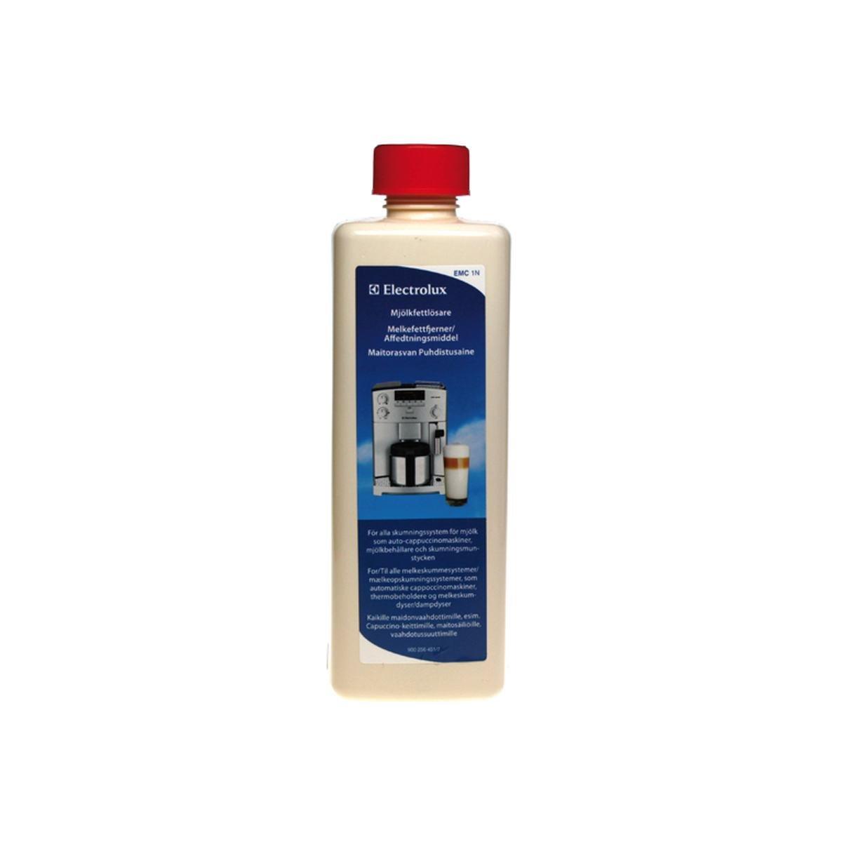 Affedtningsmiddel til mælkesystemer EMC 1N