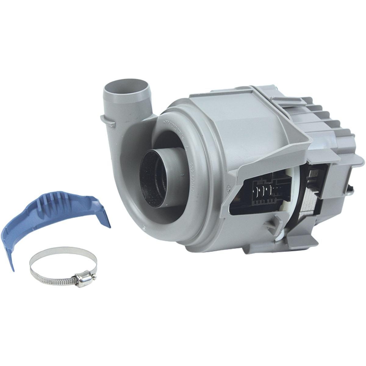 Pumpmotor med värmeelement
