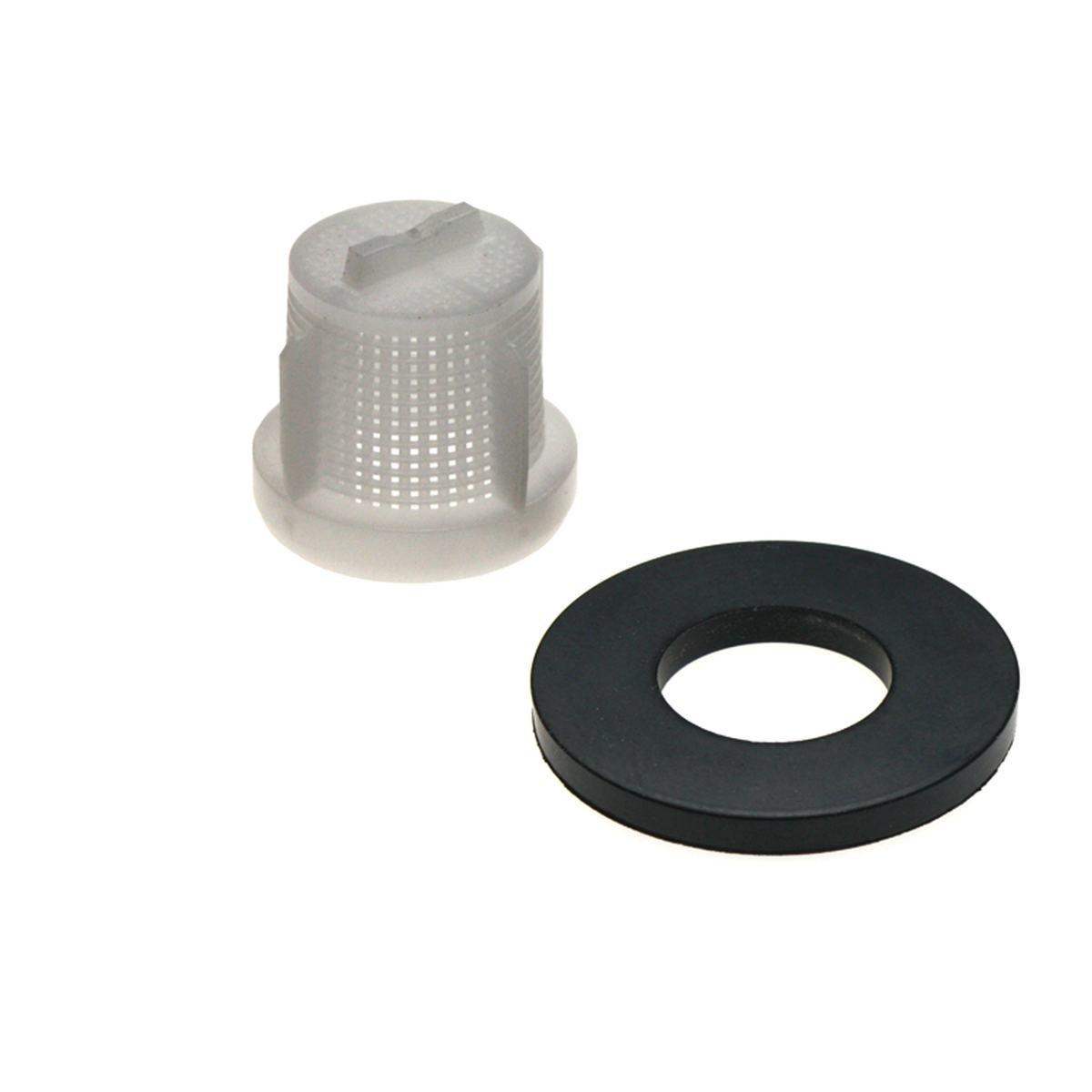 Filter med pakning til aquastop