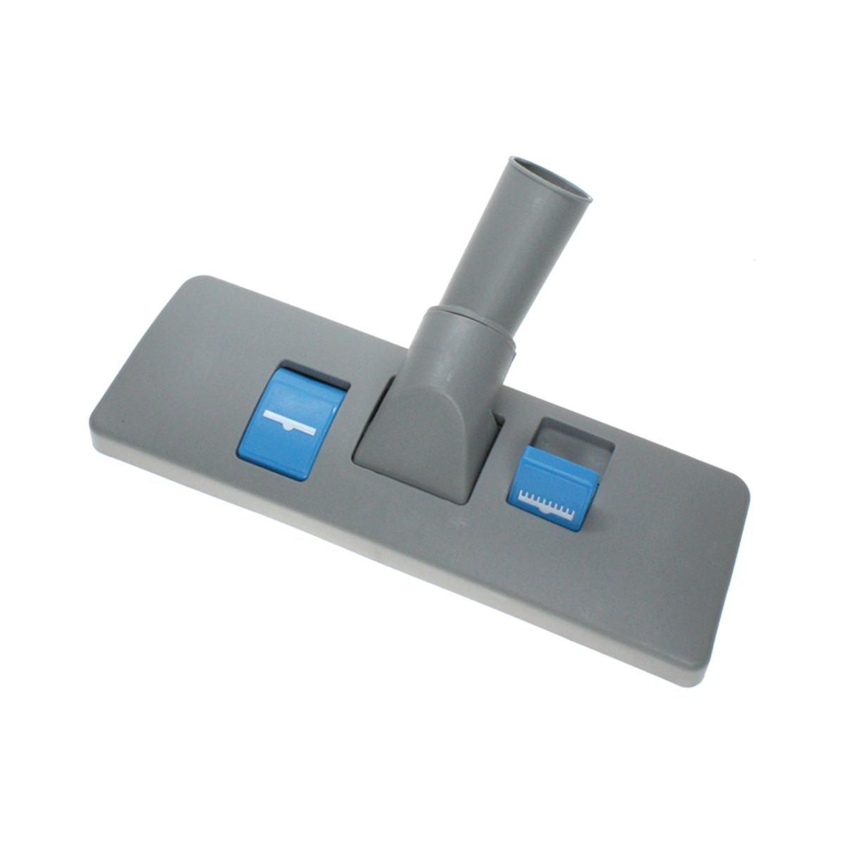 Kombimundstykke grå blå Ø32 mm.