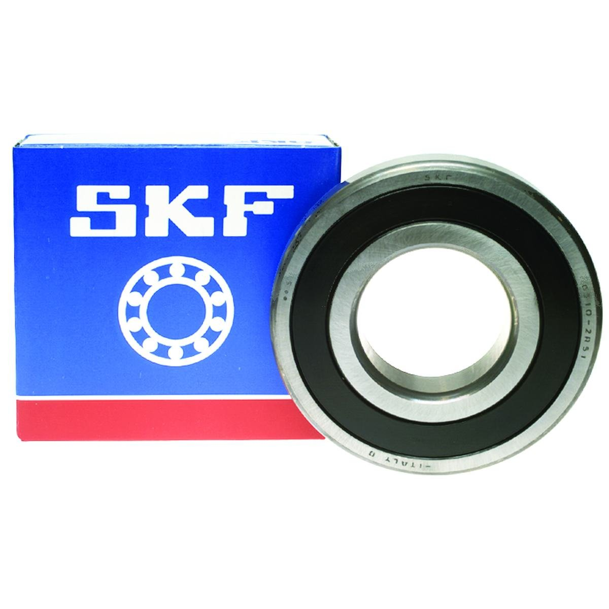 Kugleleje 6208 2RS SKF 40 x 80 x 18 mm.