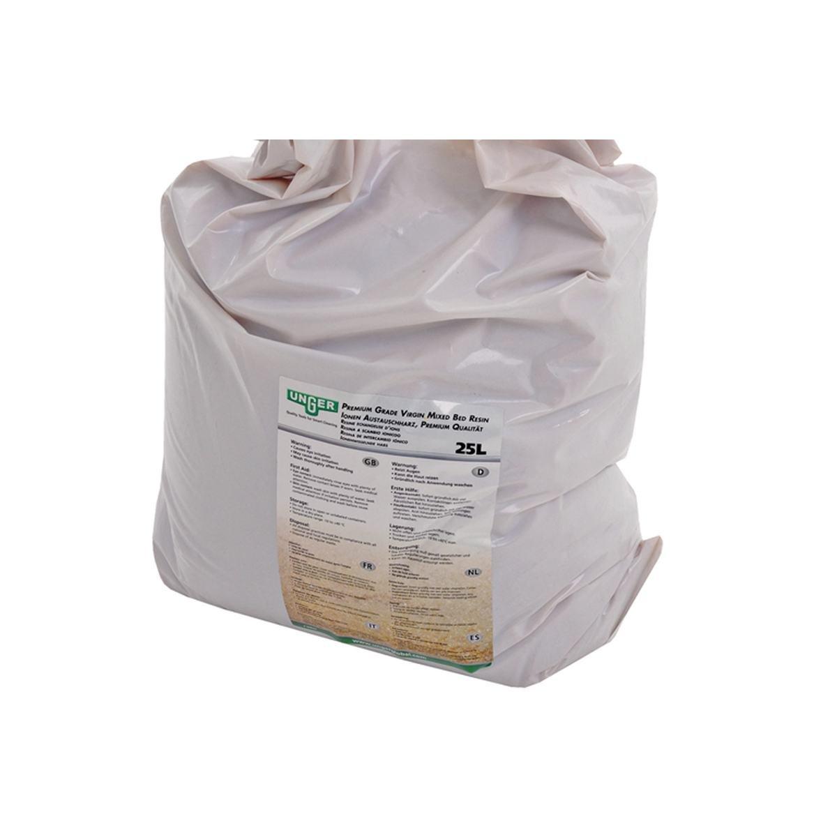 Granulat till påfyllning av filter 25 liter i en s