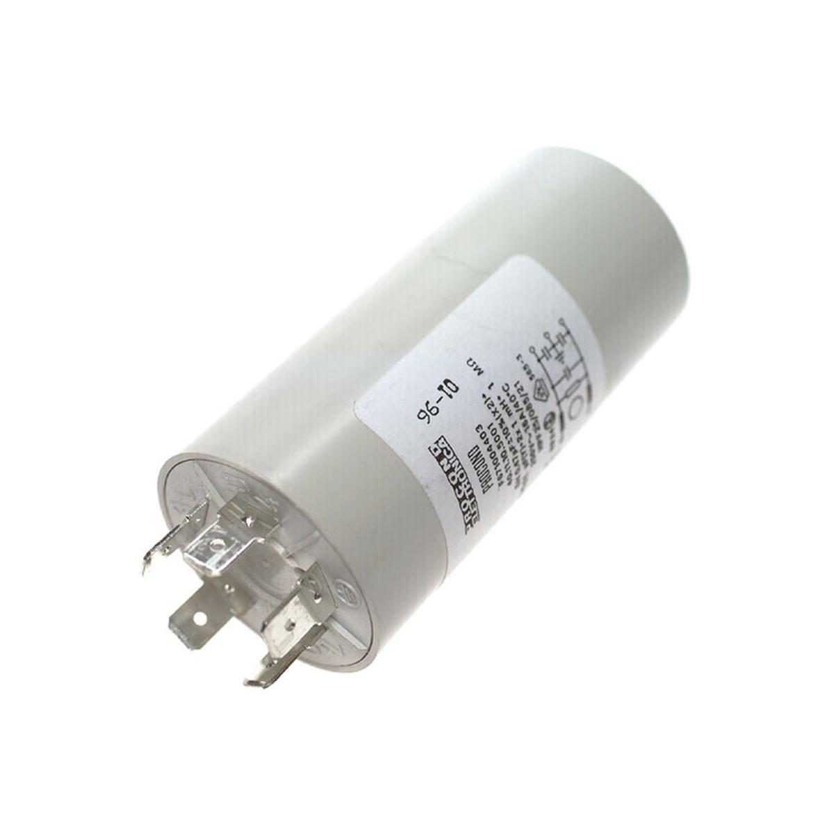 Kondensator 80,0 µF 450V