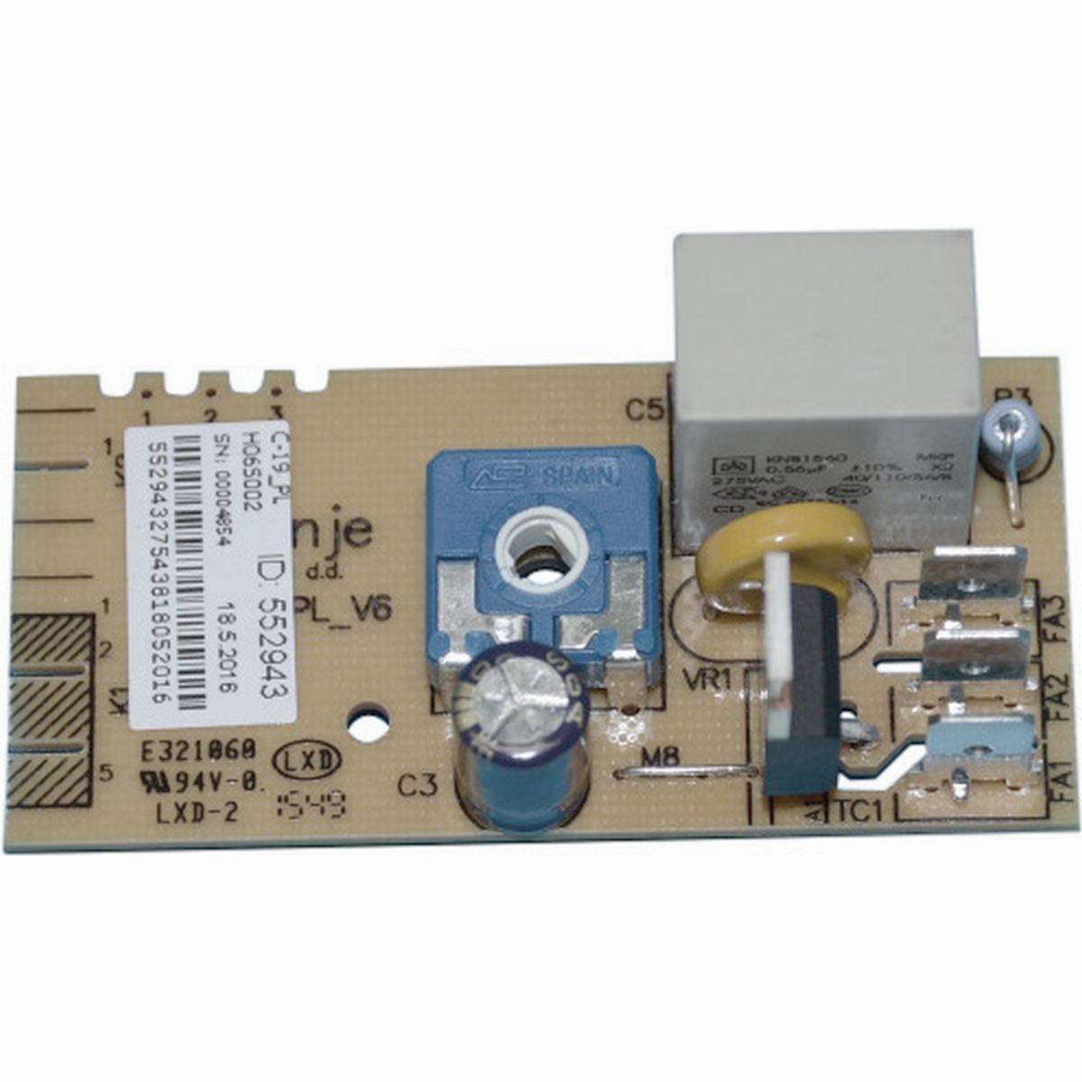 Elektronikstyring
