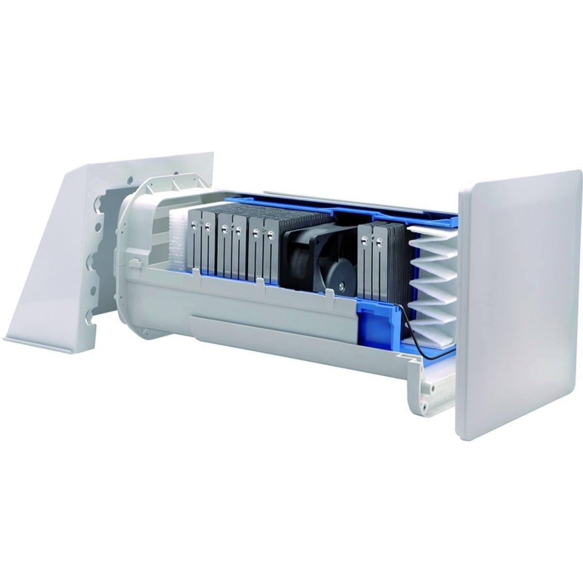 Udgået - Udluftningsanlæg med varmegenvinding