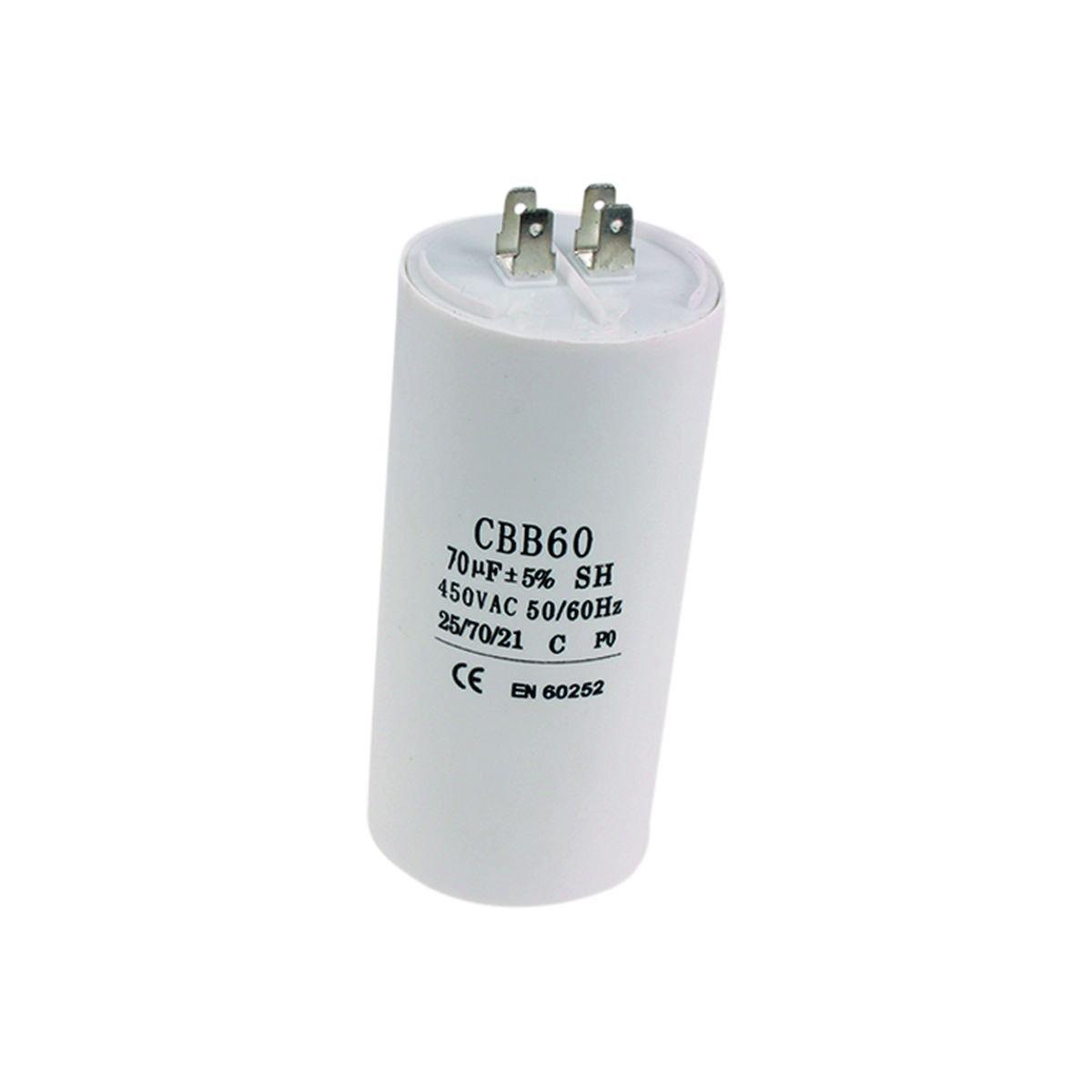 Kondensator 70µF 450V