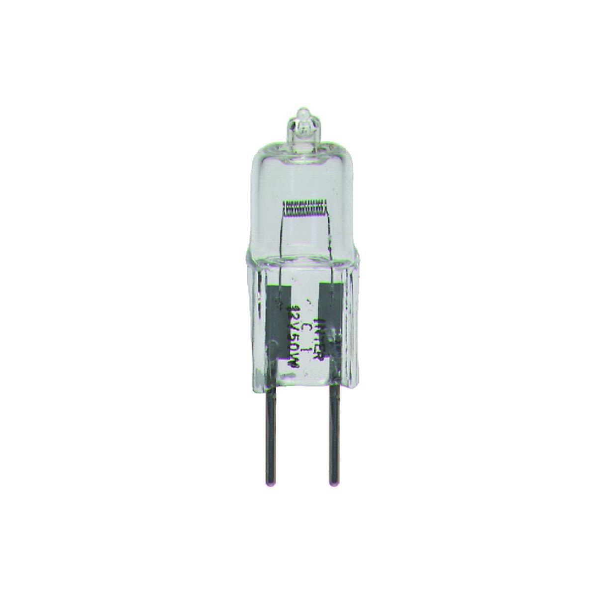 Halogenlampa 12V 10W G4 sockel värmetålig 300°