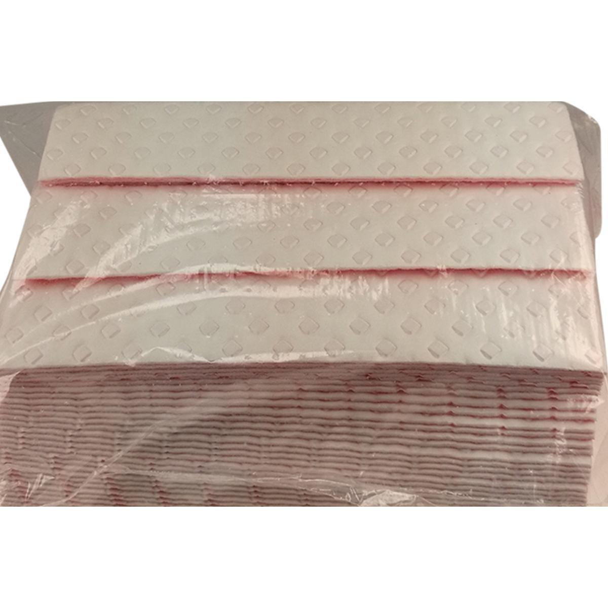 Væskestoppende strimler i pose à 100 stk. 230 x 50