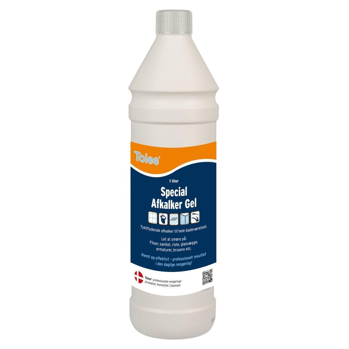 Afkalker gel 1 liter - Toiee Special