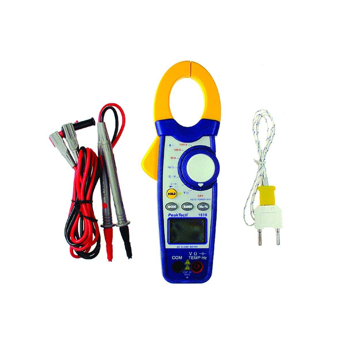 Digital tangamperemeter - Europart