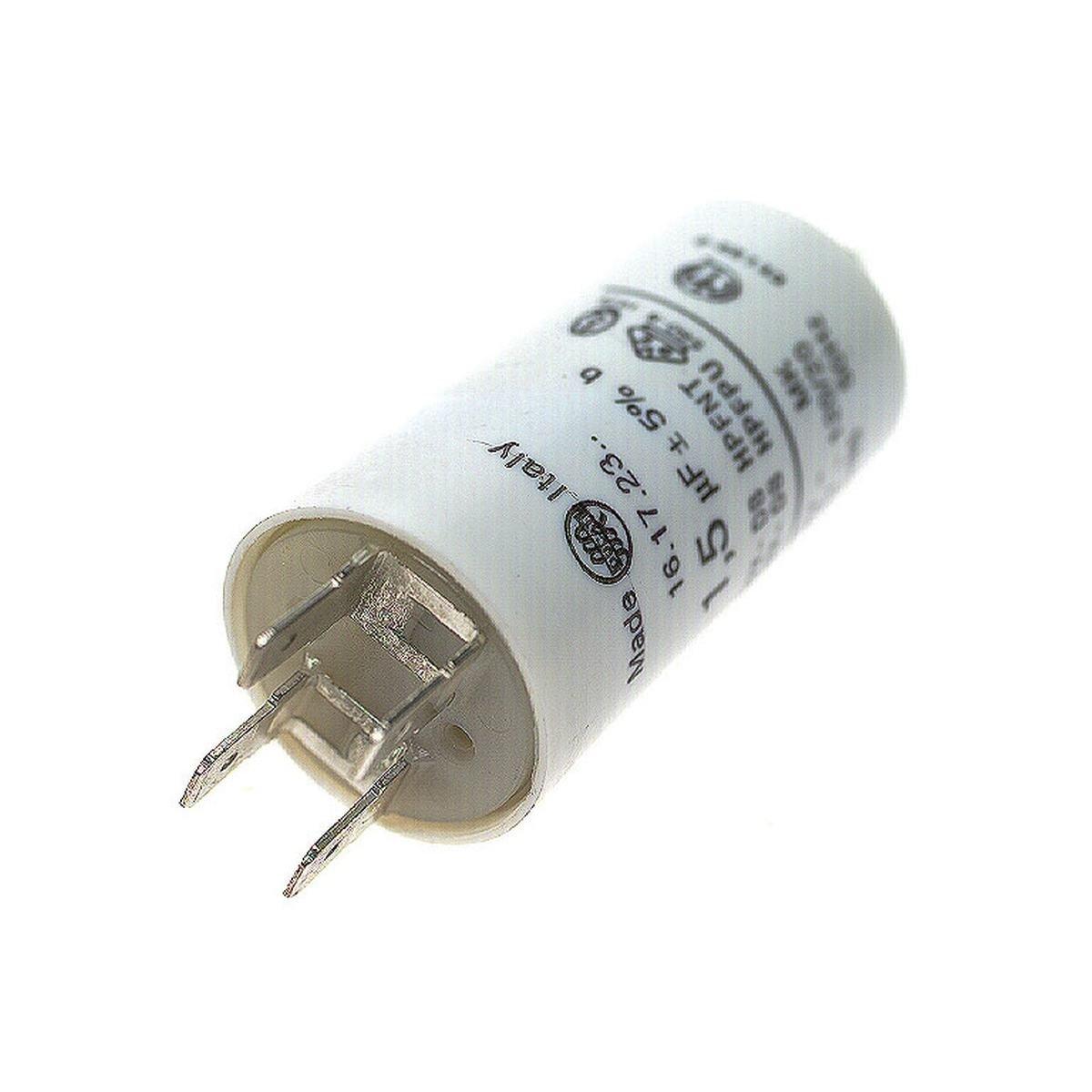 Kondensator 8,0 µF 450V