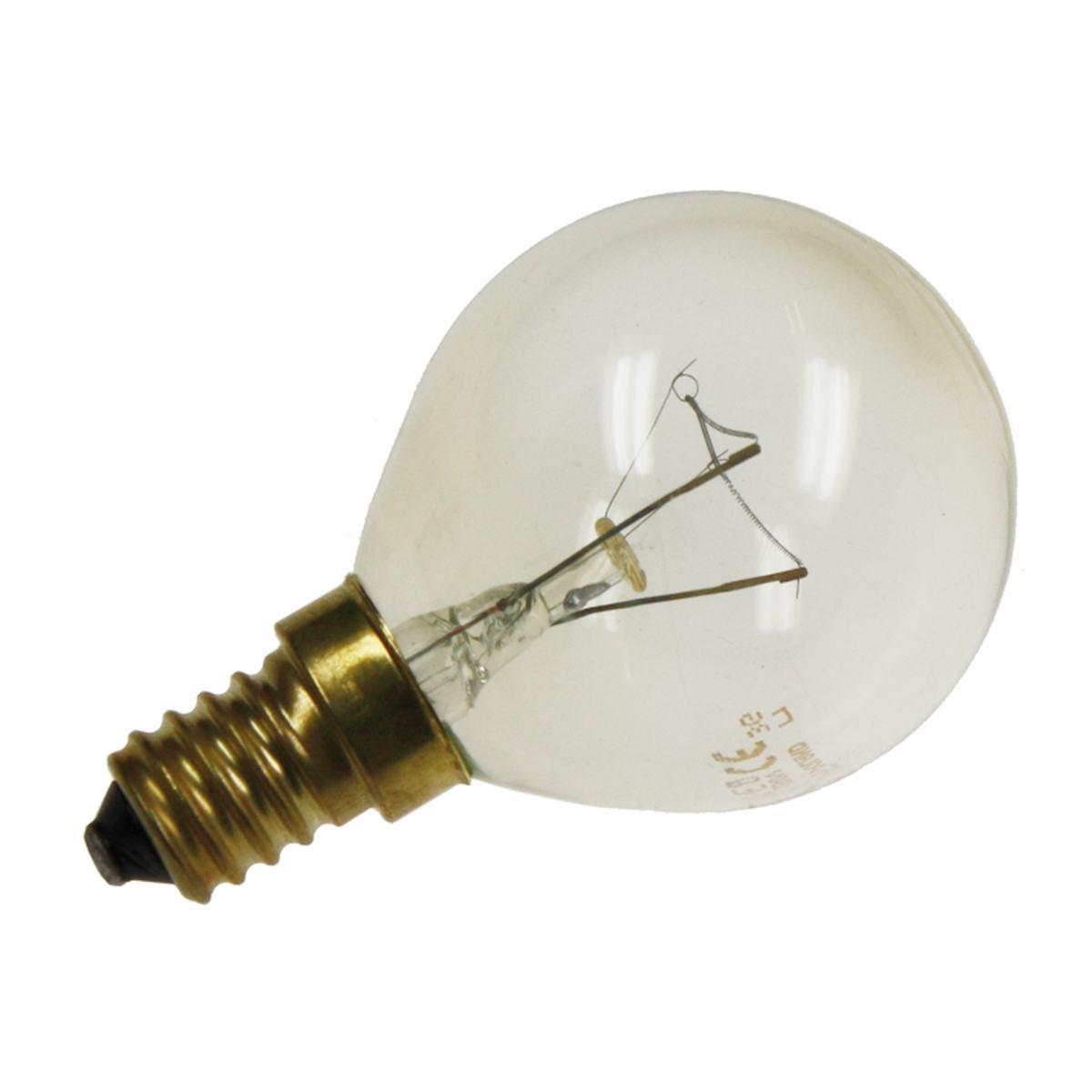 Ugnslampa 40W E14 värmetålig 300°C