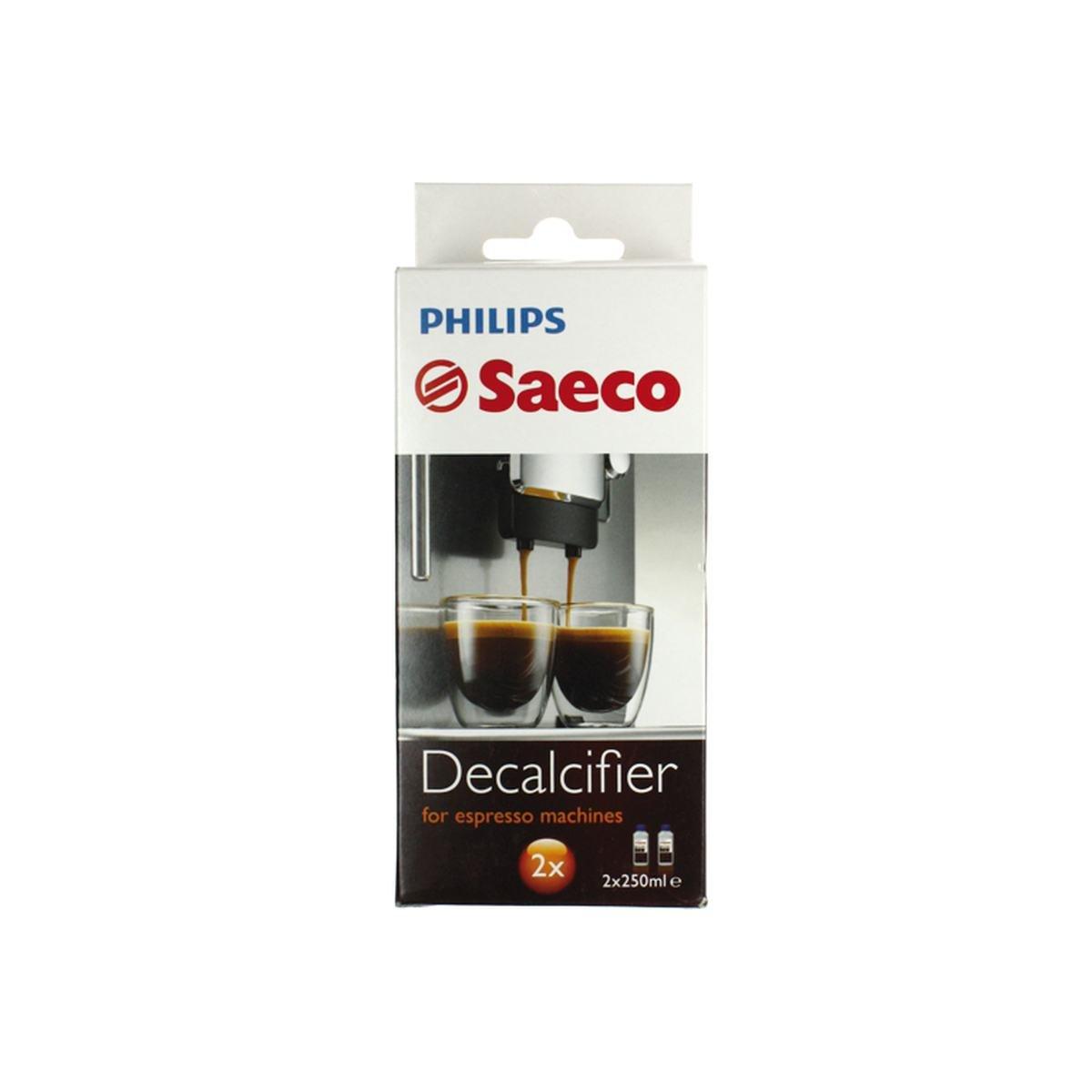 Avkalkningsmedel till Saeco Espresso 2x250 ml. Phi