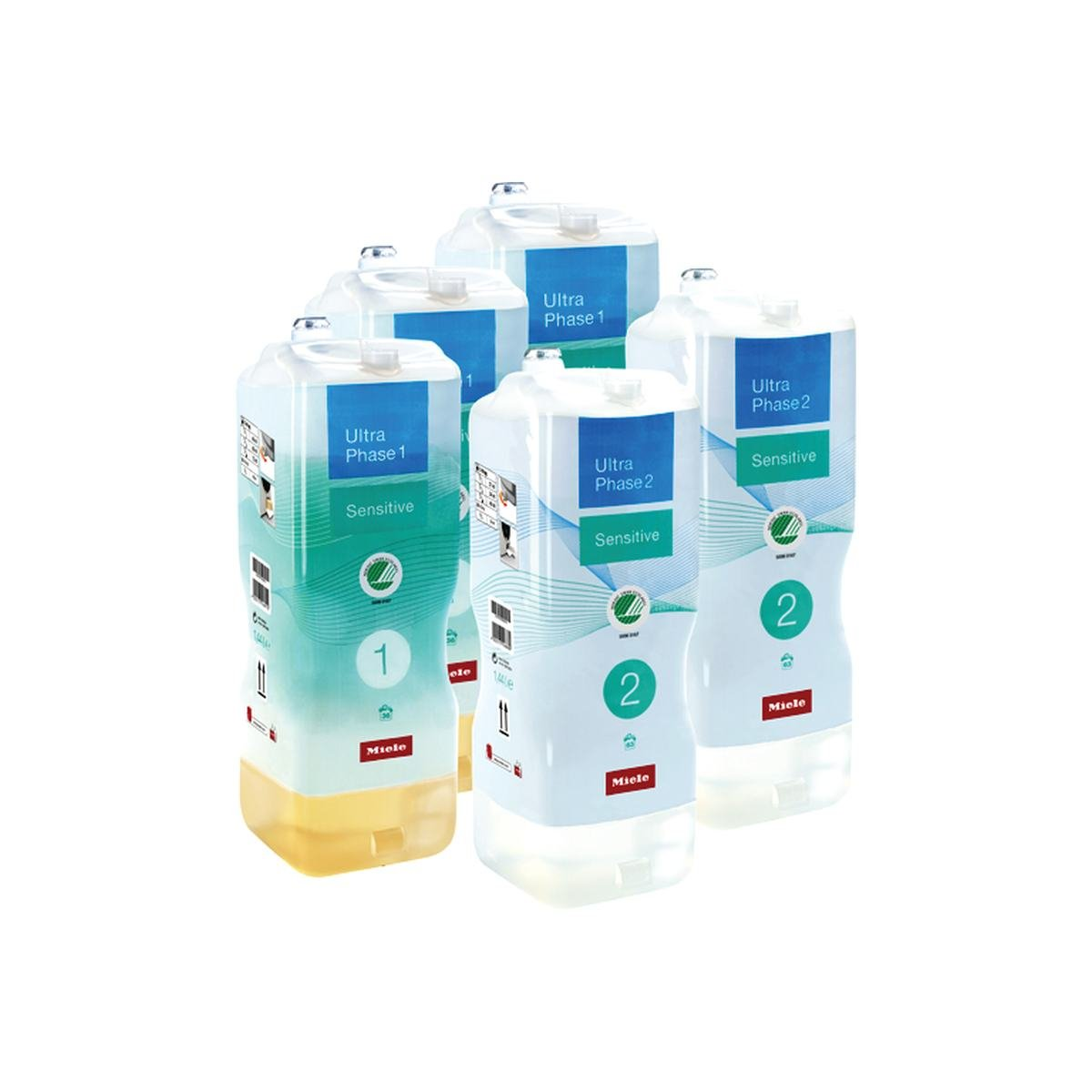 UltraPhase 1 og 2 Sensitive 3 + 2 stk - Miele