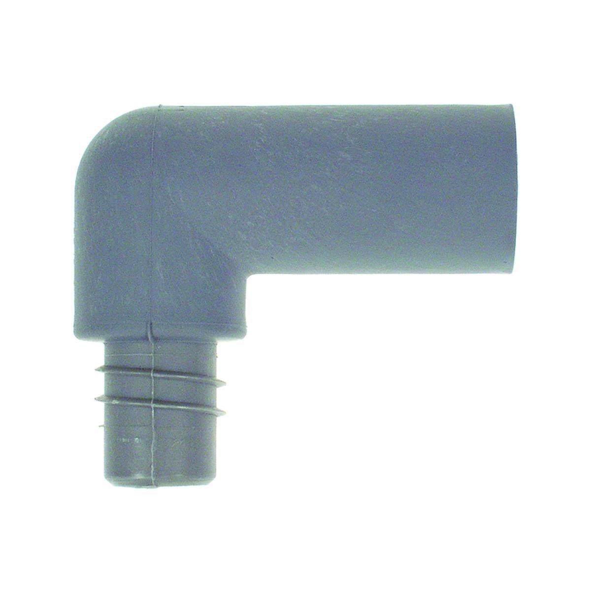 Gummimuffe vinkel Ø22 mm.