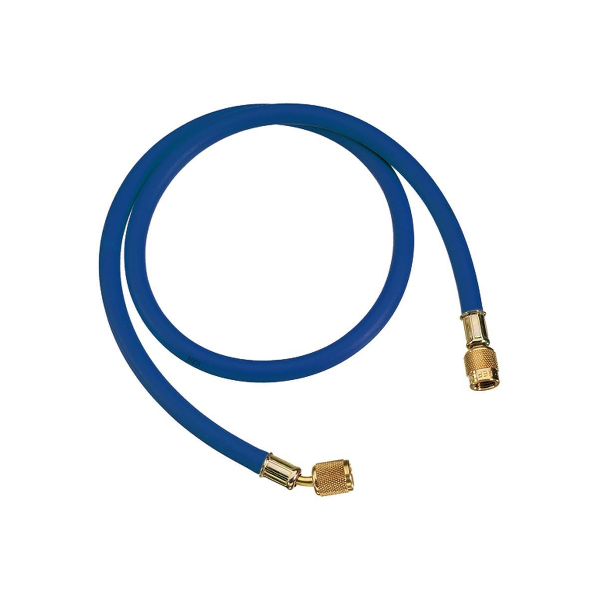 Fyldeslange blå til R410A 150 cm. - Refco