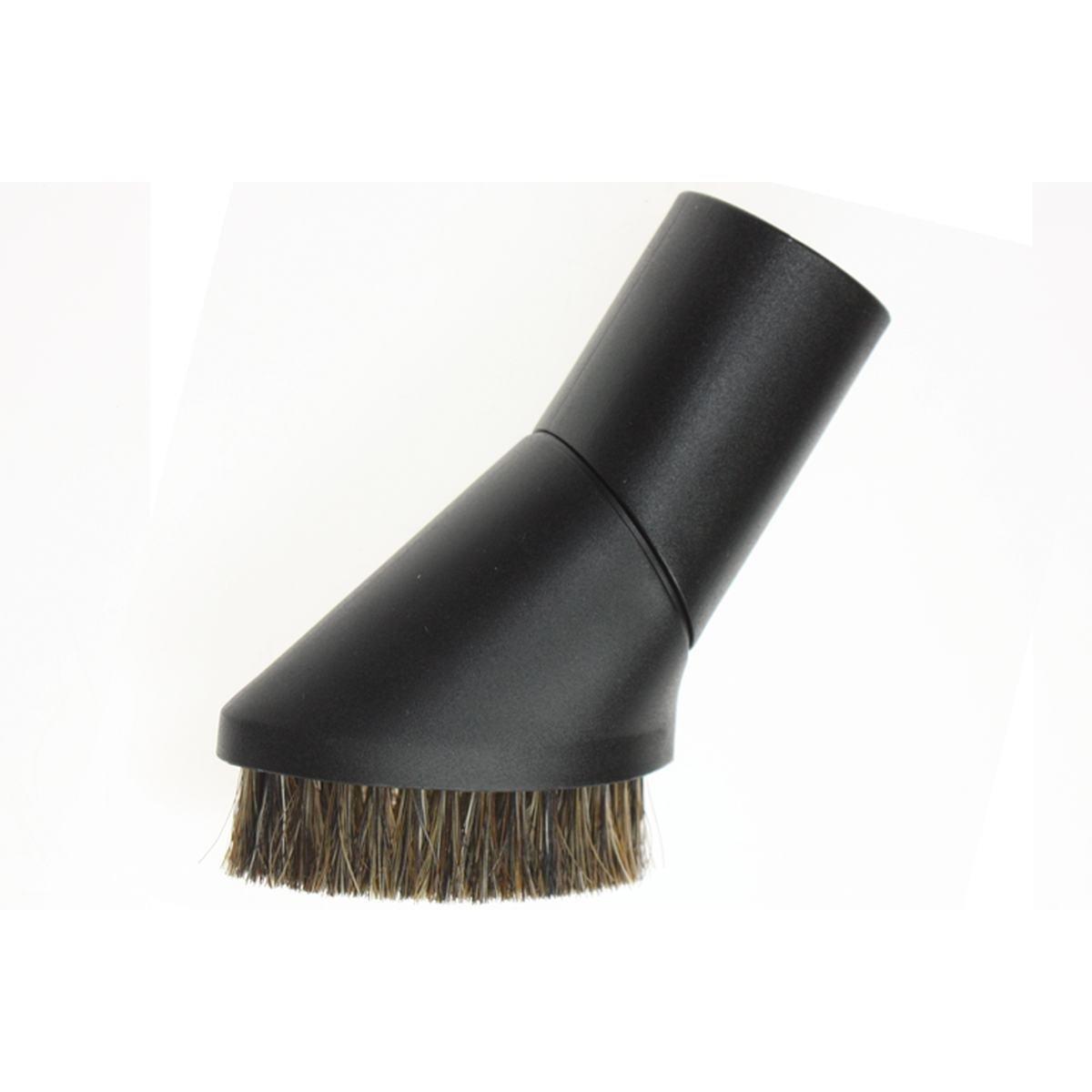 Møbelbørste bløde hår Ø32 mm.