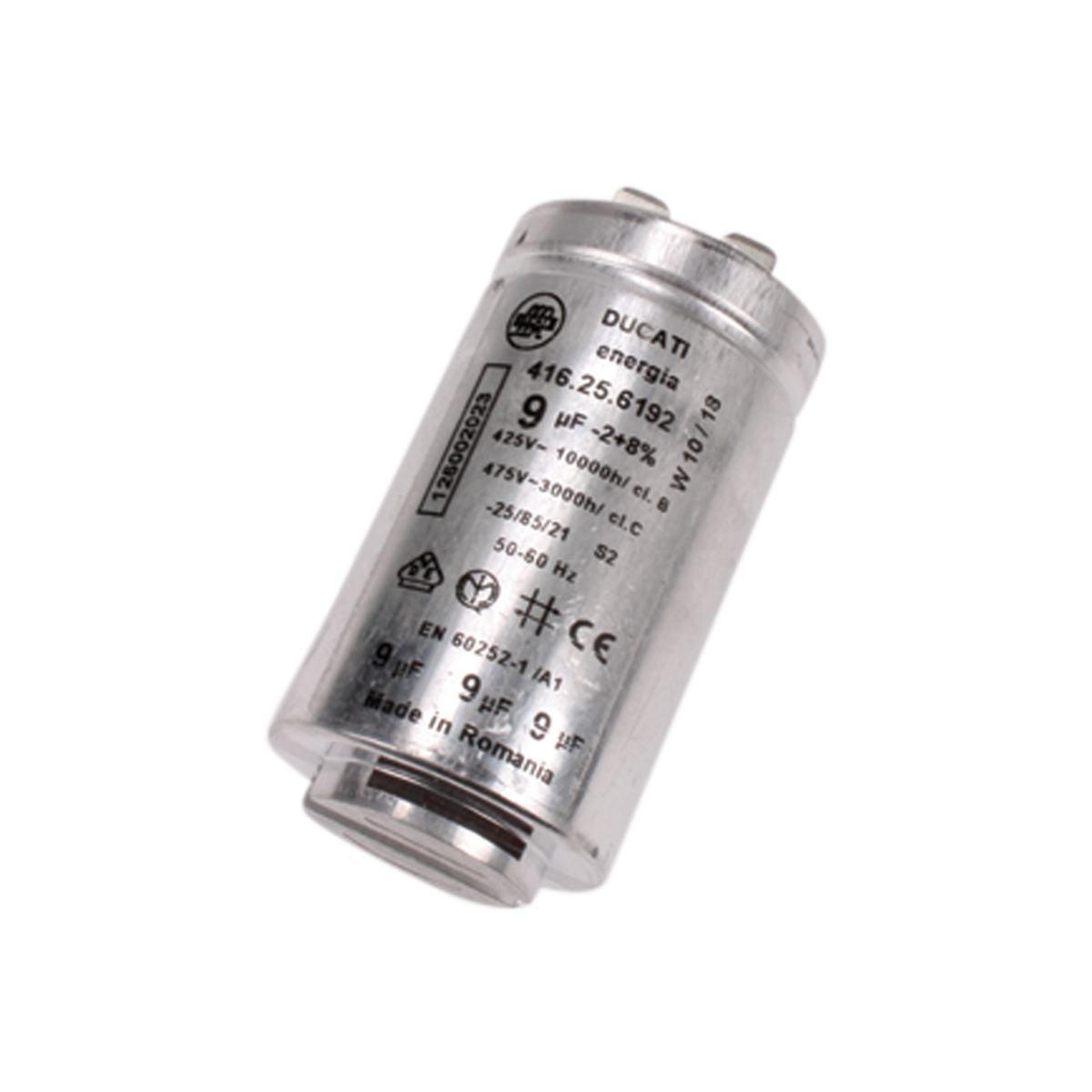 Kondensator 9 MF - Zanussi