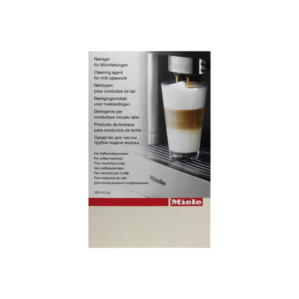 Rengøringsmiddel til mælkesystem 100 stk.