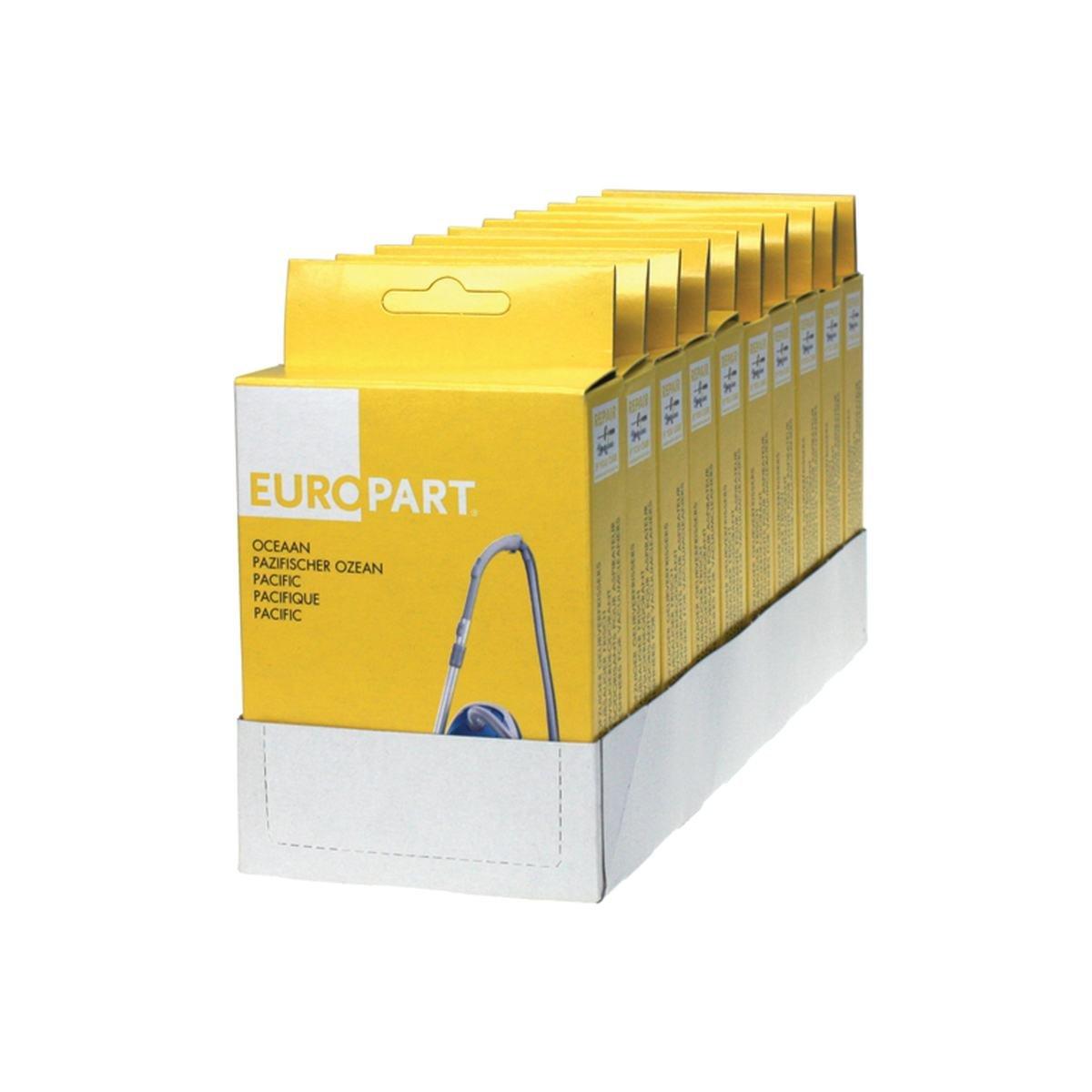 Støvsugerdeodorant 10 æsker á 5 doseringer i displ