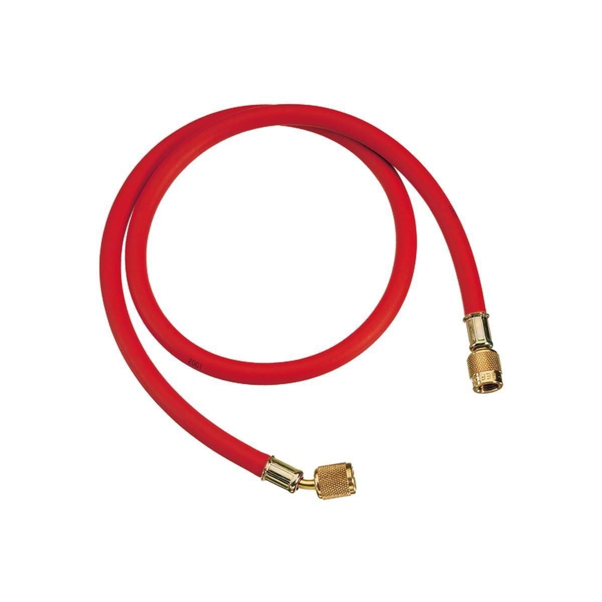 Fyldeslange rød til R410A 150 cm. - Refco