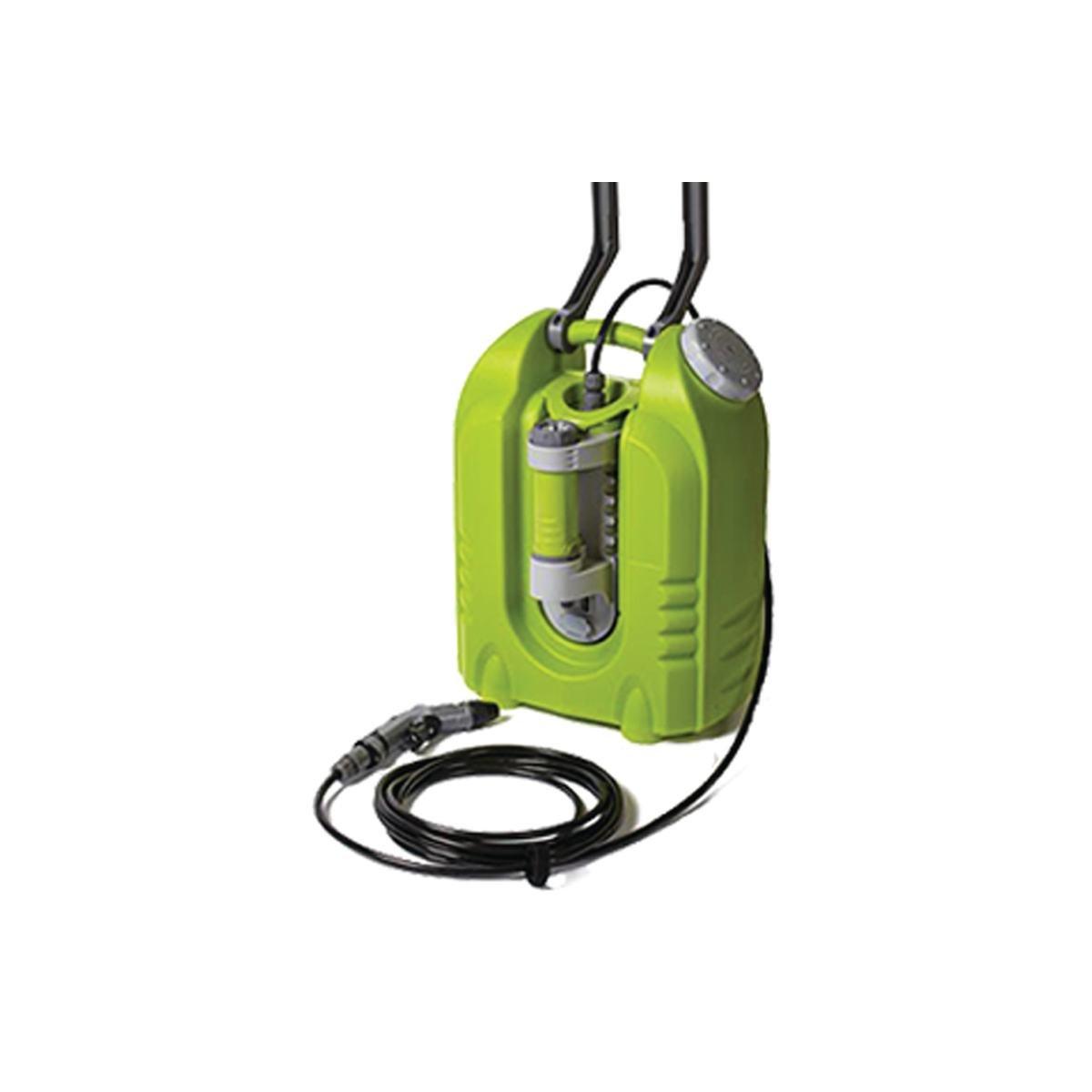 Høytrykksvasker med vanntank 15V oppladbar - Nomad