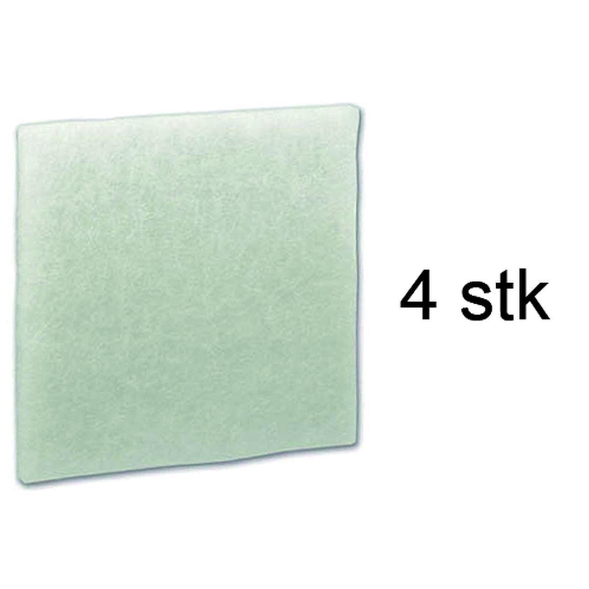 Forfiltersett G3 4 stk.