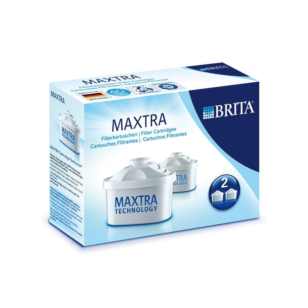 Vandfilterpatron Brita Maxtra 2 stk. - Brita