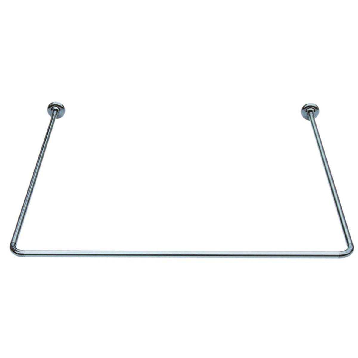 Forhængsstang stål 90x90x90 cm Ø22mm - Geyser