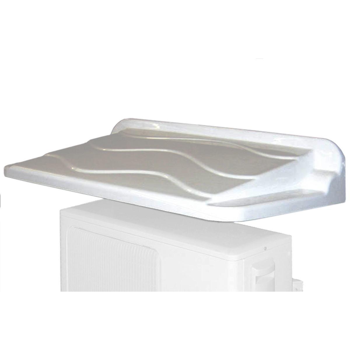 Skydd i plast till värmepump utedel - Vecamco