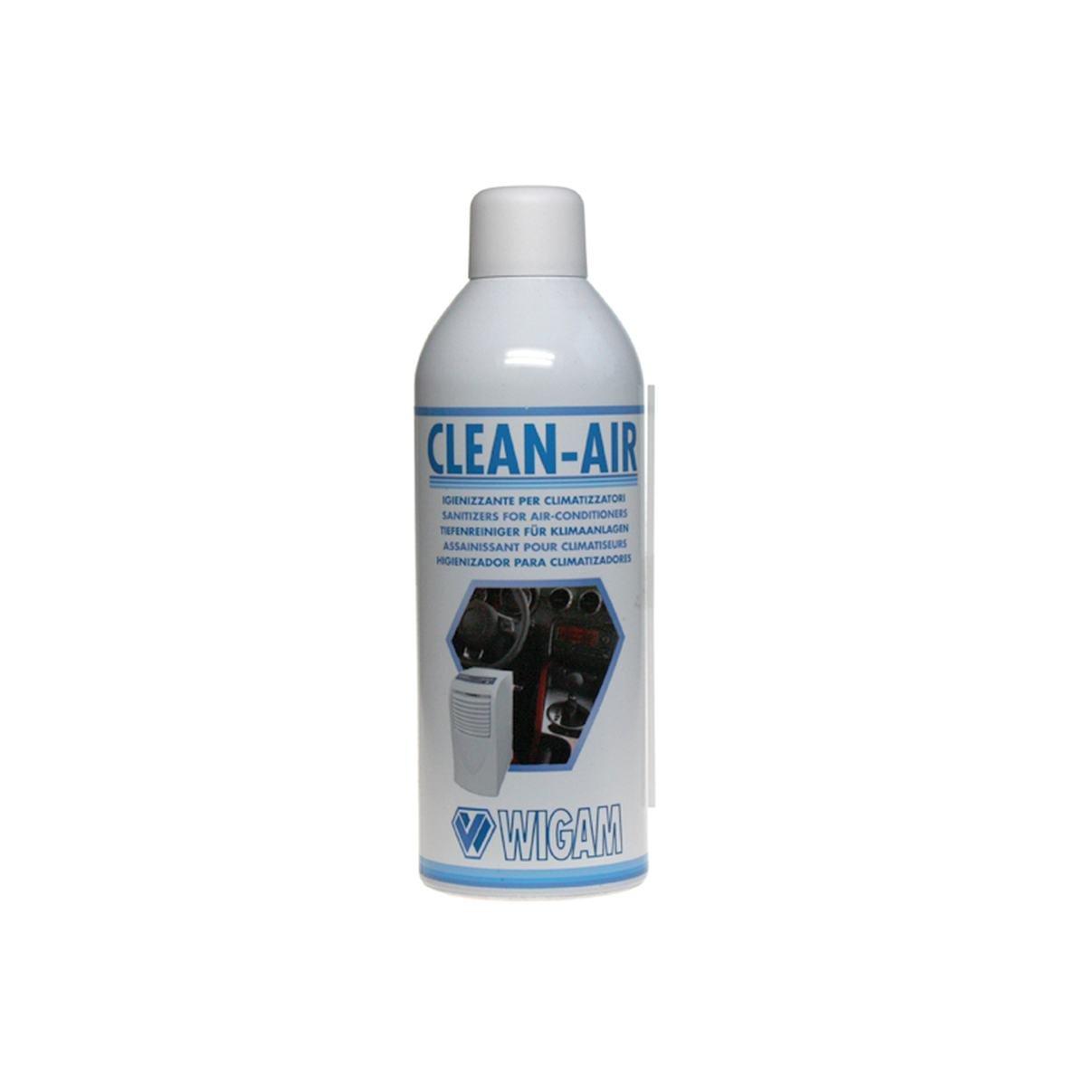 Clean-air desinfektionsspray på boks med 400 ml.