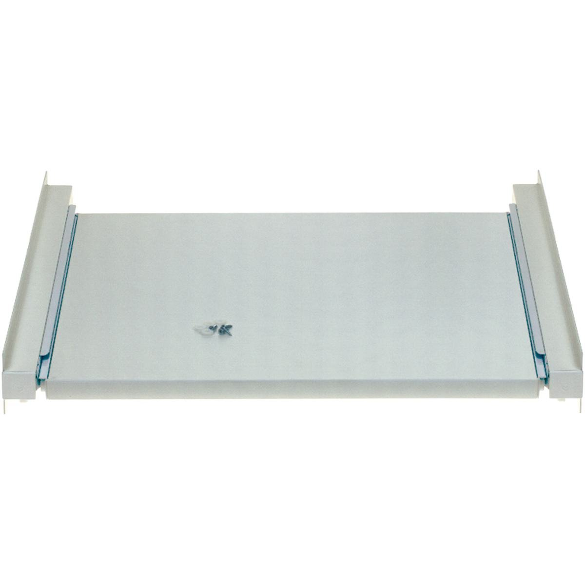 Uttrekkshylle til vaske- / tørkesøyle 600 x 576 mm