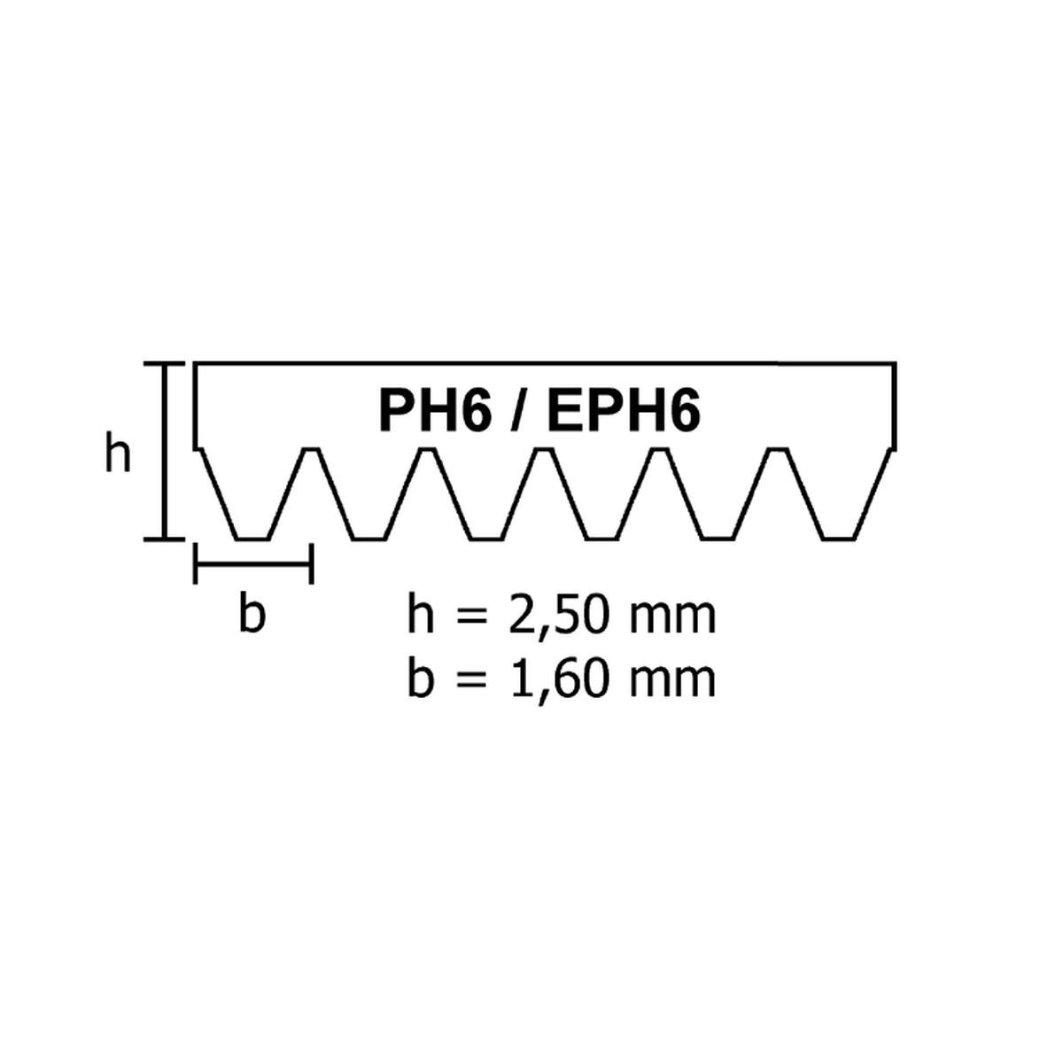 Fladrem EPH8 1991 elastisk
