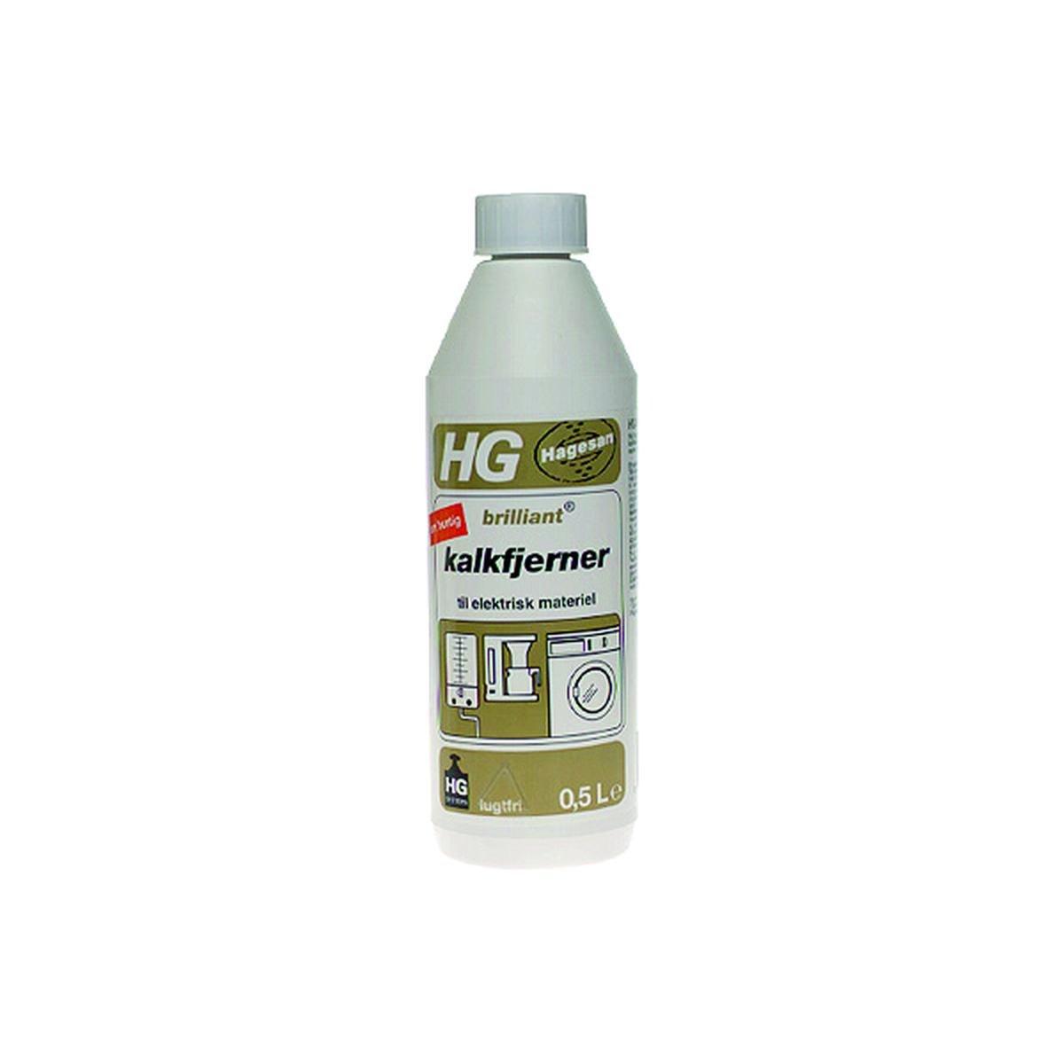 Hurtig avkalkningsmiddel universal 500 ml. - HG Br