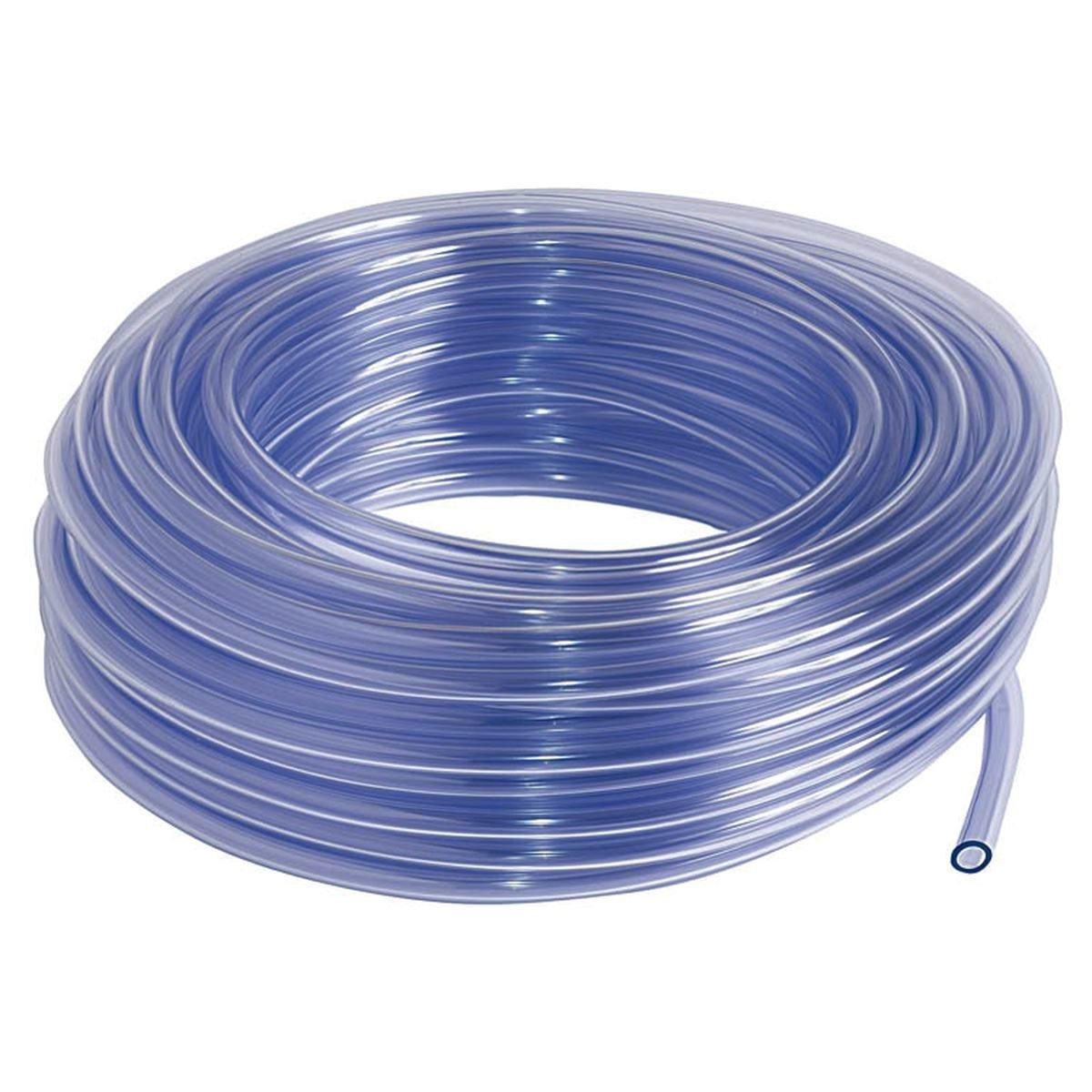 PVC-slange 6 mm indvendig diameter rulle med 25 m
