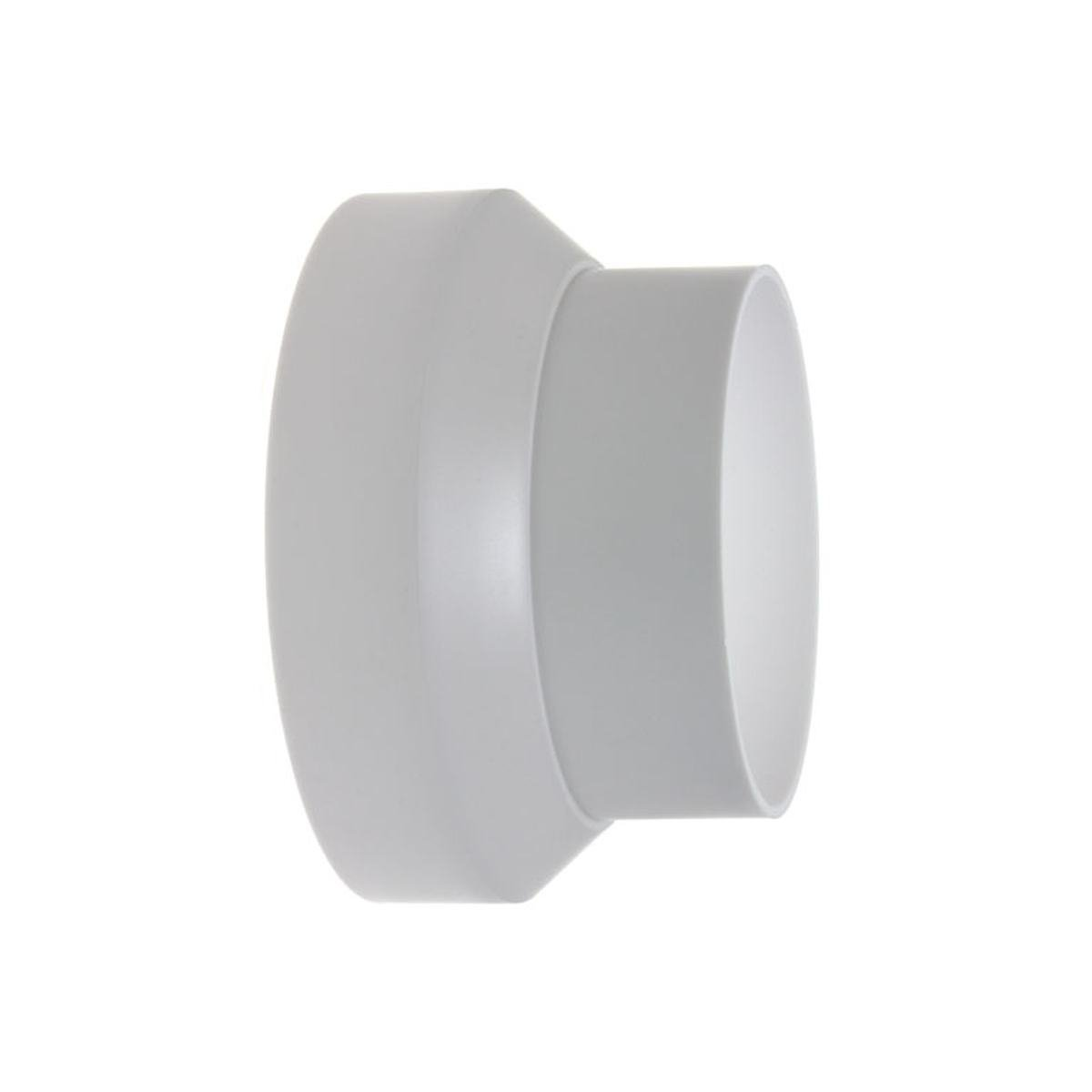 Reduceringspip Ø150 - Ø125 mm.