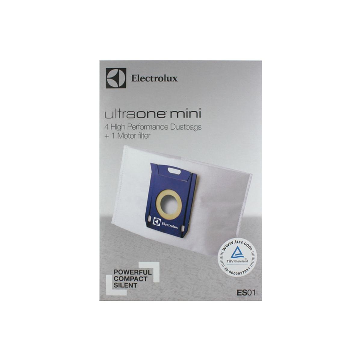 Dammsugarepåse Ultra One mini ES01 GR01 - Electrol