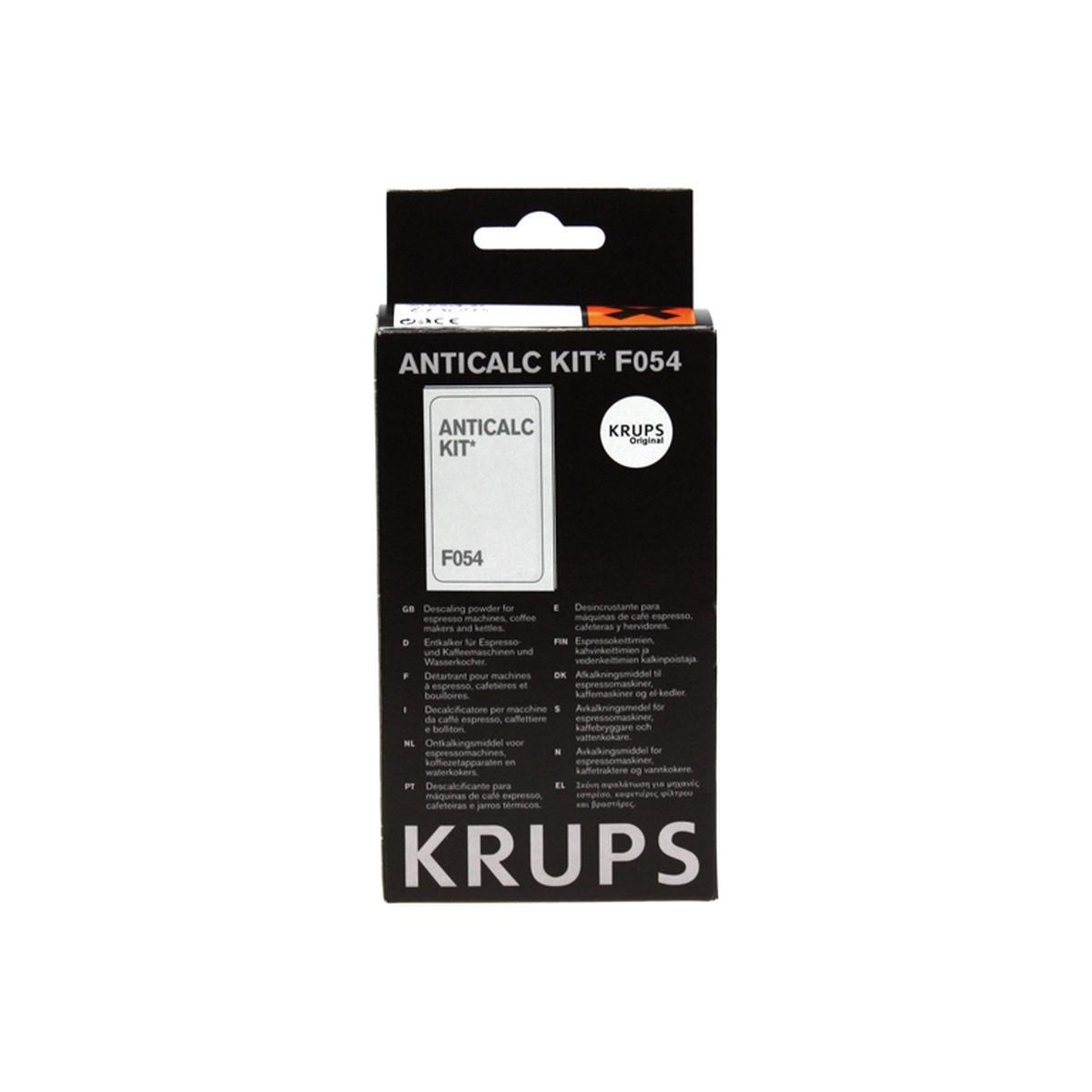 Afkalker Anticalc Kit F054 2 x 40 gram + 1 teststr